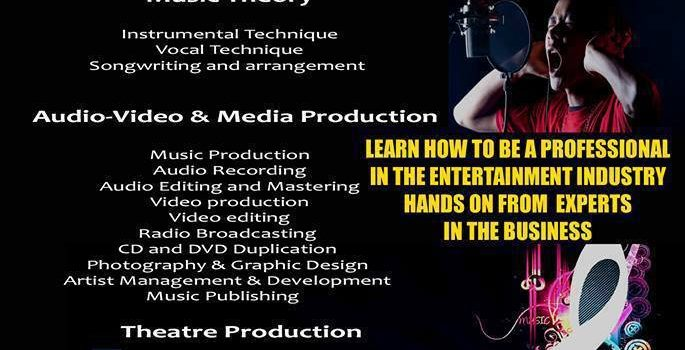 First UMEG Music, Film & Media Technology Class!!